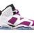 Nike Air Jordan 6 Retro GG White Bright Grape (543390-127) - Order and buy it now from Kicks-Crew online
