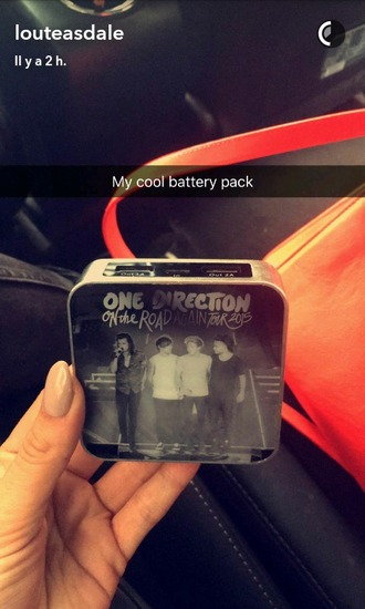 phone cover otrat battery pack vip pack one direction battery