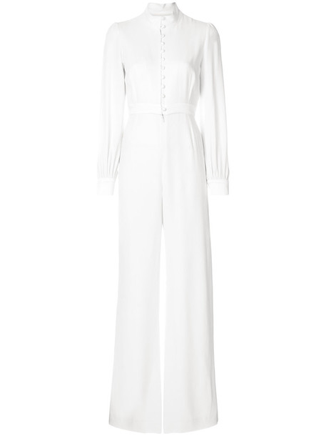 jumpsuit women white