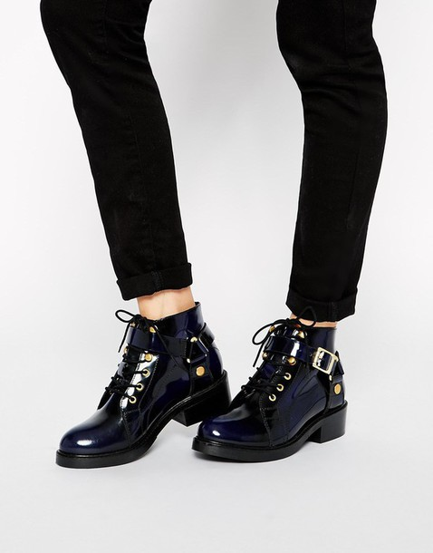 shoes, ankle boots, asos, ankle strap