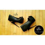 shoes,boots,peep toe boots,peep toe heels,peep toe,stilettos,stiletto booties,stiletto boots,booties black,booties,ankle boots,black boots,black ankle boots,slingback heels,shoes fall,shoes spring