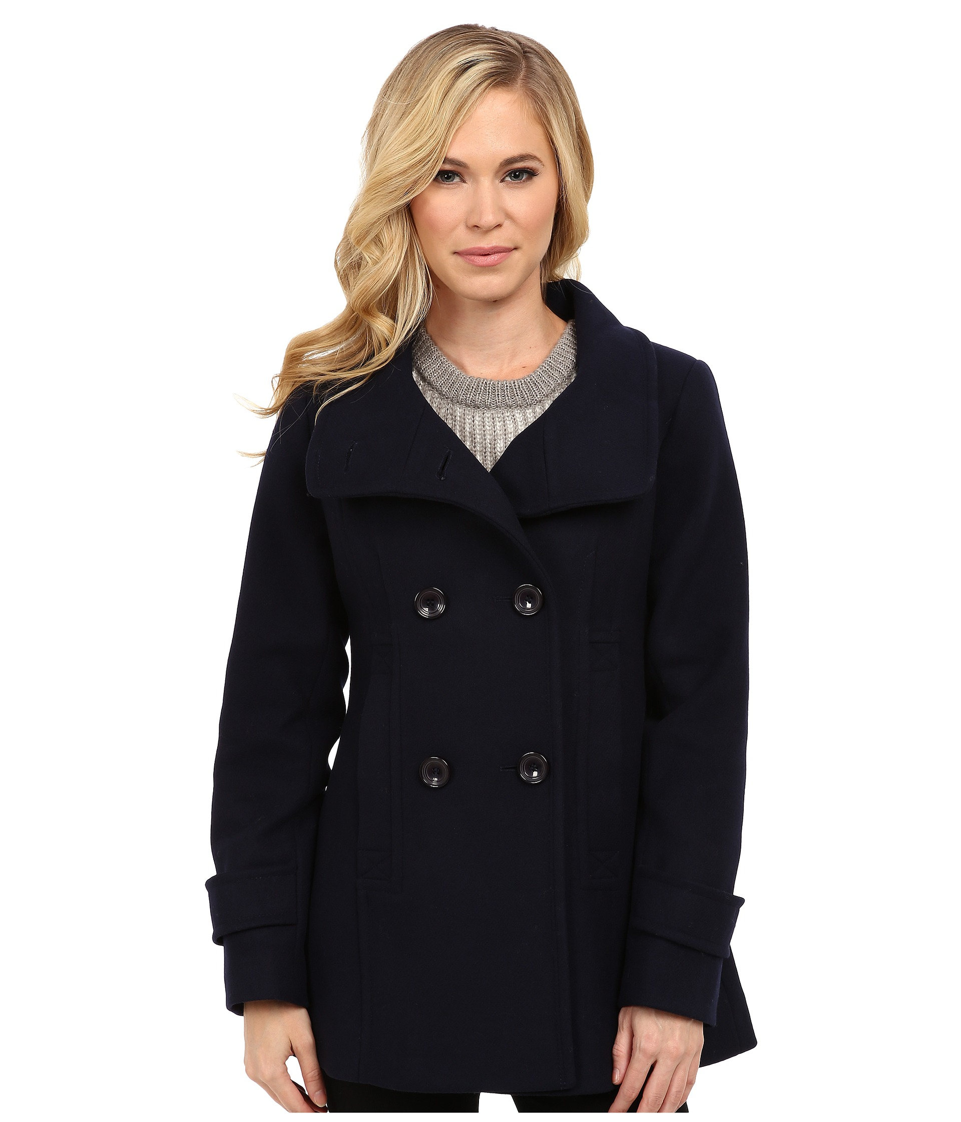 Pendleton Petite Pea Coat