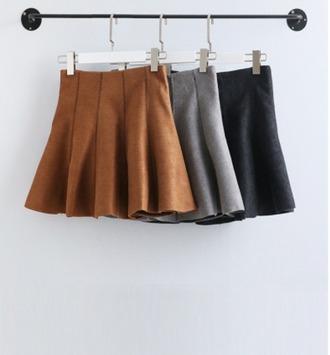 skirt girl girly girly wishlist mini mini skirt suede suede skirt brown grey black pleated skirt skater skirt