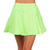 GET IT NOW Neon Sunset Skater Skirt | $9.00 was $39.99 | City Beach Australia