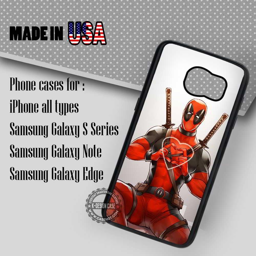 Samsung S7 Case - Love Heart - iPhone Case #SamsungS7Case #Deadpool #yn