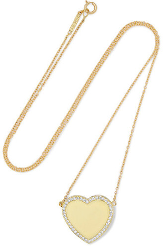 necklace diamond necklace gold jewels