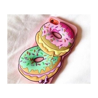 phone cover donut phone
