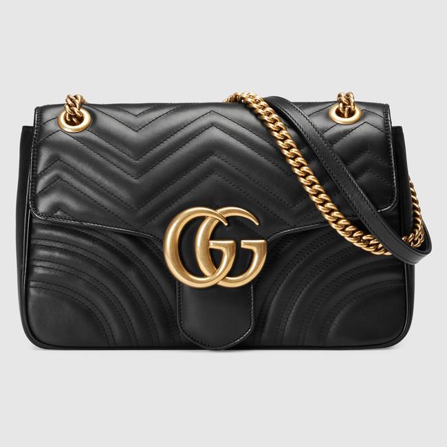 81a5f57d6fc Gucci GG Marmont matelassé shoulder bag