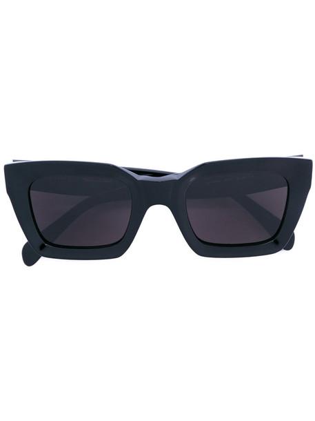 Céline Eyewear women sunglasses black