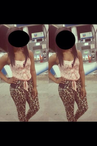 shirt light pink pants super cute