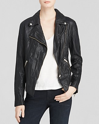 BB DAKOTA Jacket - Crinkle Faux Leather | Bloomingdale's