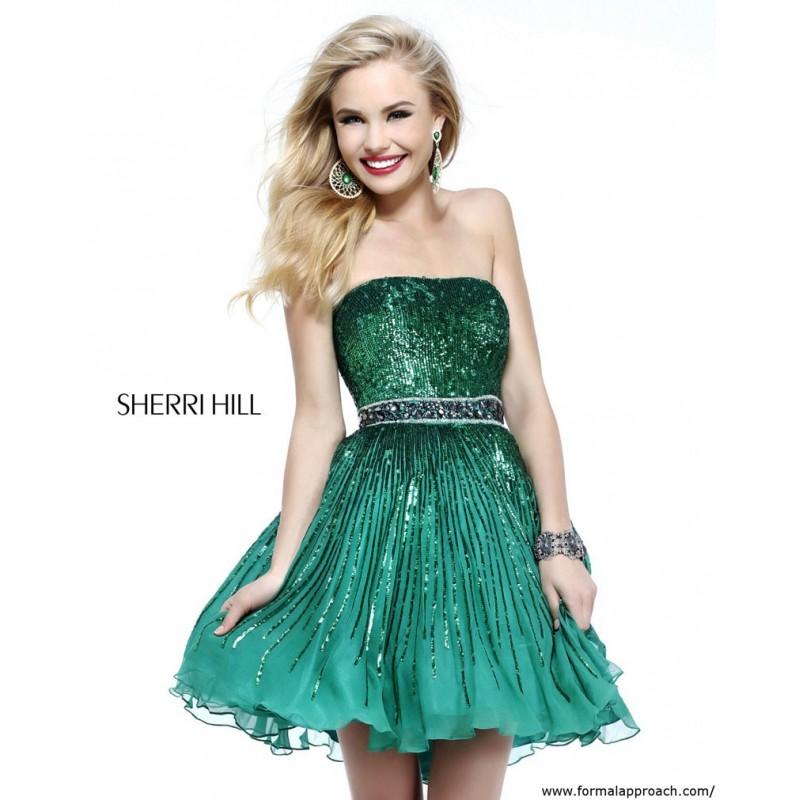 b98b85ec287 Sherri Hill 8520 Dress - Brand Prom Dresses