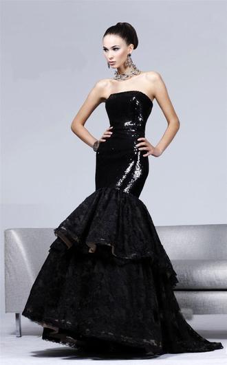 dress black prom dress long prom dress mermaid prom dresses evening dress lace dress