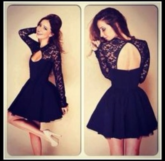 dress black formal dress lace dress prom dress tumblr black dress tumblr dress