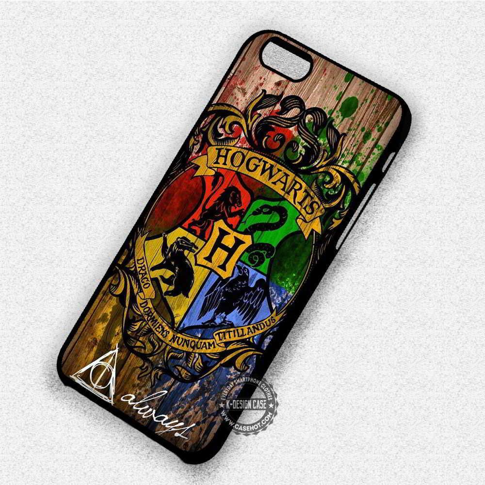 Hogwarts Harry Potter - iPhone 7 6 Plus 5c 5s SE Cases & Covers #Movie #HarryPotter