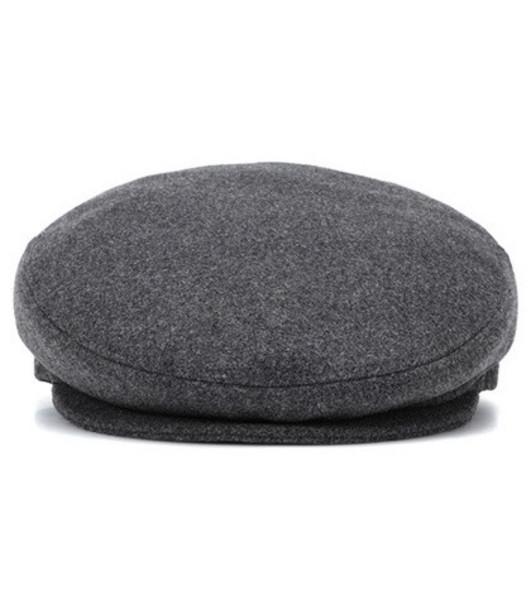 Isabel Marant Wool-blend hat in grey