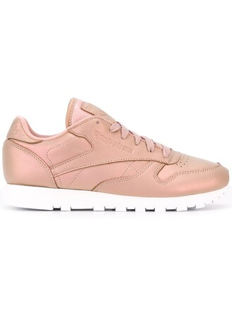 metallic women sneakers lace leather cotton purple pink shoes