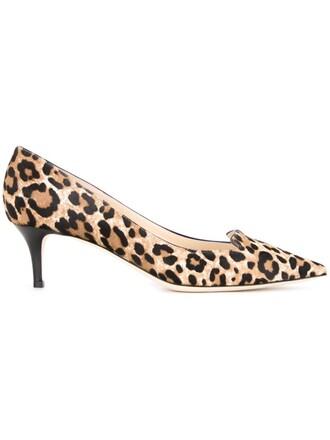 pumps brown shoes