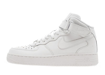 Nike  Air Force 1 Mid Junior - JD Sports