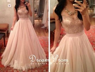 dress sparkling top blush
