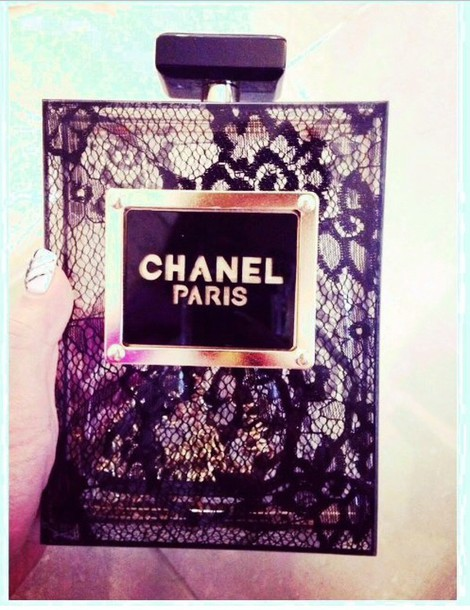 bag chanel purfume black style trendy chanel inspired trendy fashion