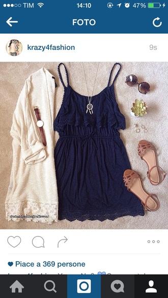 jewels jewelry necklace dreamcatcher dreamcatcher necklace cardigan dress