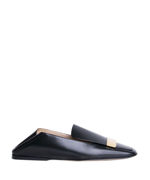 Sergio Rossi loafers leather shoes
