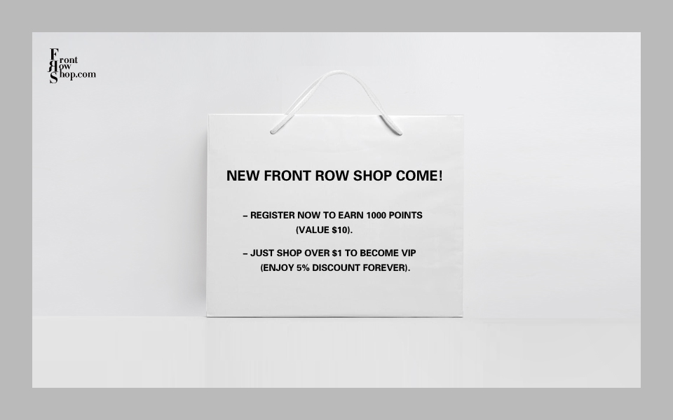 Front Row Shop - Home