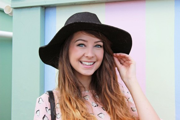 hat black black hat classy hipster boho summer outfits