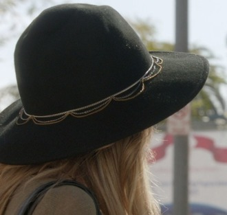 hat floppy hat