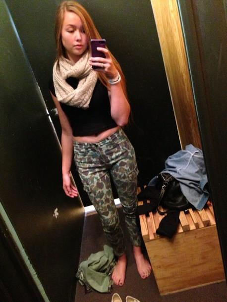Pants Camo Pants Camo Pants Timberlands Black Crop Top
