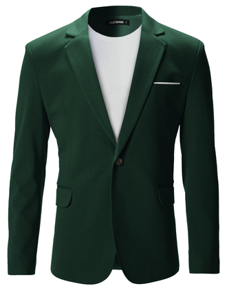 jacket menswear green blazer