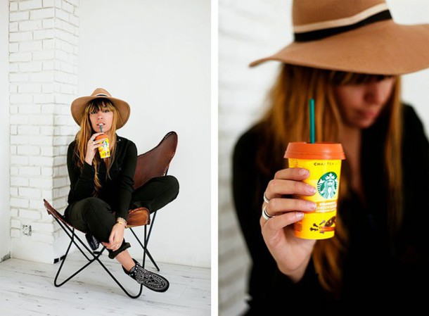 fringe and frange blogger jumpsuit shoes hat