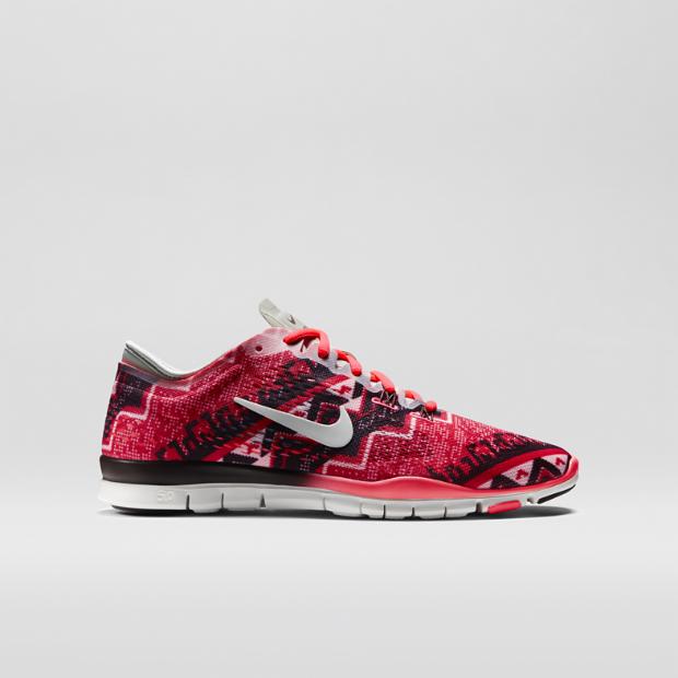 Nike Free Tr Fit 4 Print Training Shoe