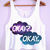 """Okay? Okay."" TFIOS Crop-Top on Wanelo"