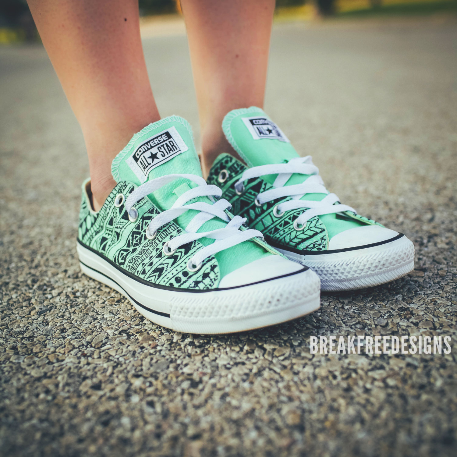 2826ac84df48 Tribal Converse -Made to Order