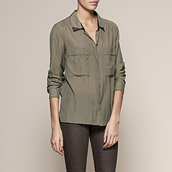 Chemise femme IKKS (BC12025) | Vêtement Femme Hiver 13