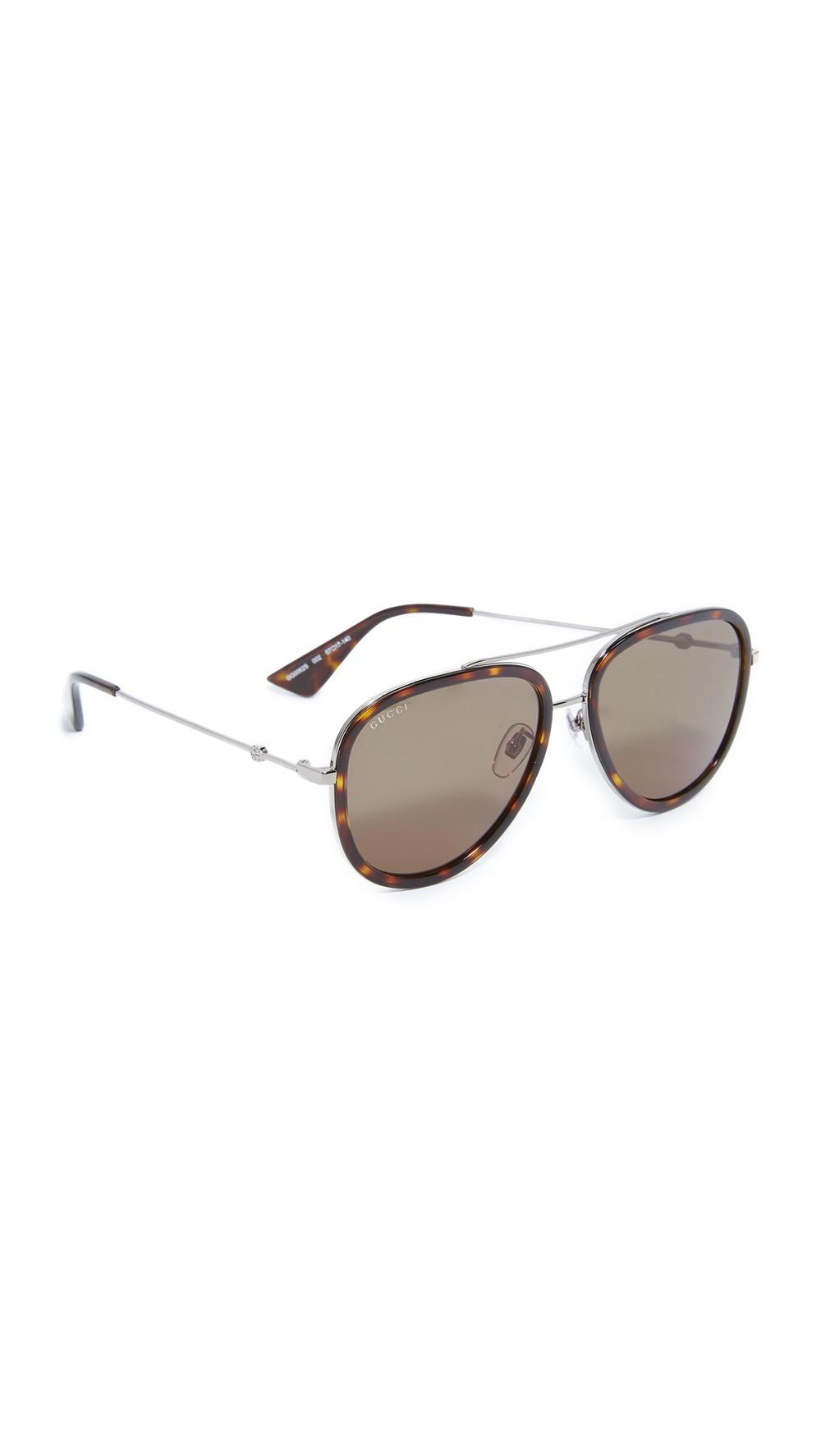 36555fb000 Gucci Urban Pop Oversized Square Sunglasses