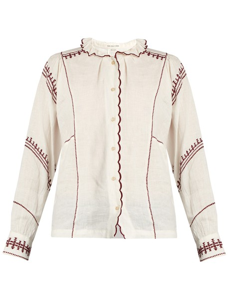Isabel Marant etoile blouse high top