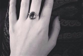 jewels ring shiny