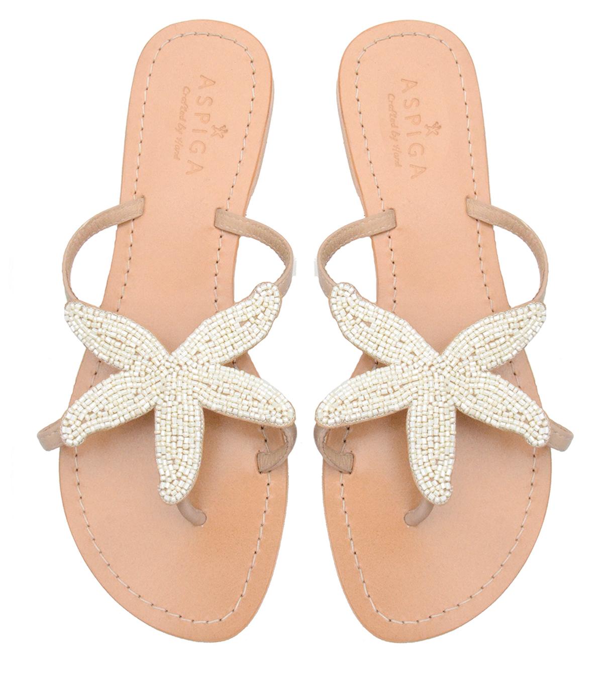 Aspiga starfish sandal