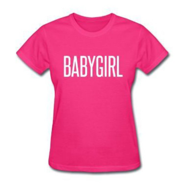Tumblr Baby Pink T-shirt - Shop for Tumblr Baby Pink T-shirt on ...