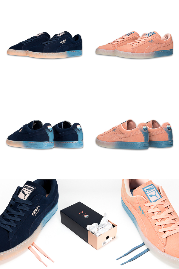 2f9227d8501 PUMA® x Pink Dolphin Suede Classic Collab – Pink Dolphin