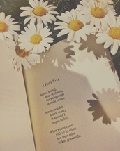 book,flowers,floral,quote on it,poems,white,poem,seasons,amazing,fairy tale,love quotes,jewels