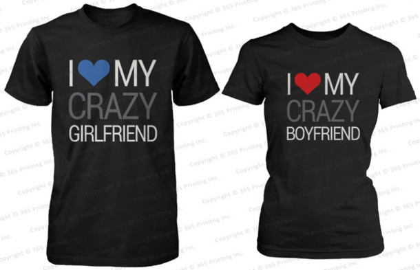 7172a00fc2 boyfriend and girlfriend bf and gf matching shirts matching shirts for couples  matching couples his and