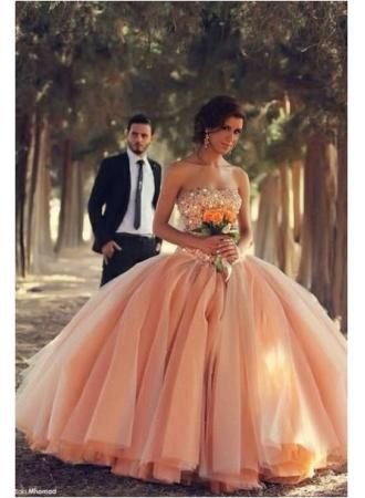$199  27dress.com custom made 2014 pink ball ...