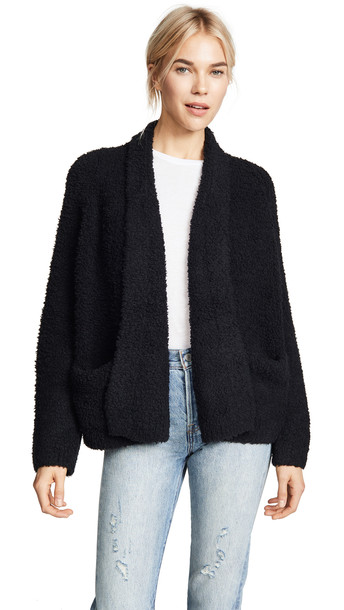 cardigan cardigan black sweater
