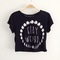 Stay weird moon cropped tee from fashdale on storenvy