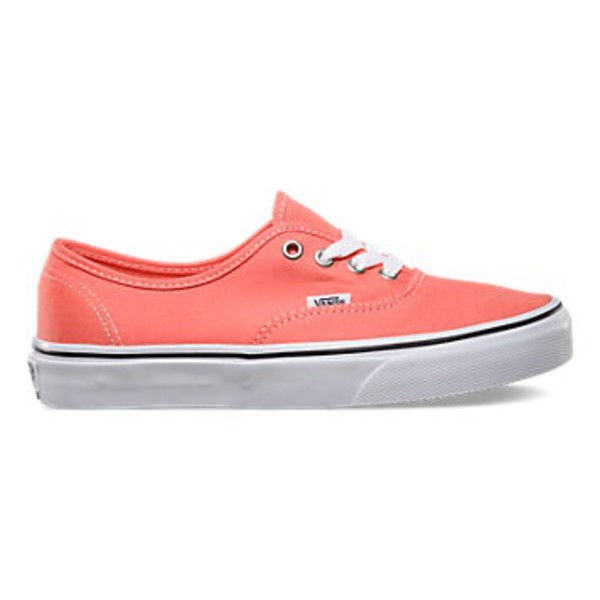 shoes coral sneakers