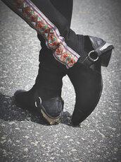 pants,shoes,floral,skinny,jeans,black,colorful